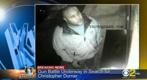 Video Surveillance of Christopher Dorner Shown During Shooting in Big Bear, CA